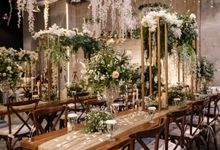 THE WEDDING OF S & K by GLORIOSA DECORATION
