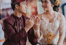Budi & Ayu Balinese Wedding by Lentera Wedding