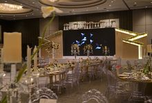 Garden In Layers Wedding Theme by Events À La Carte by Rima Chehab