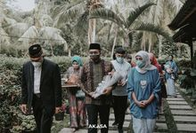 Wedding of Cindy & Bima by Akasa