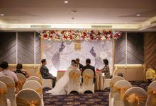 THE WEDDING OF W & G by GLORIOSA DECORATION