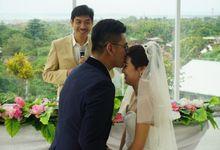 Sigit & Sandra Wedding by Ungasan Bay View Hotel & Convention Bali