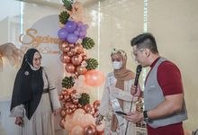 Bridal Shower of SYEIMA & FAUZA by Aldo Adela MC & Magician