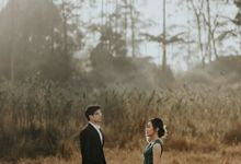 Couple Session of Joshua & Felicia by Memoira Studio