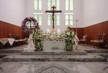 THE HOLY MATRIMONY DECOR by GLORIOSA DECORATION