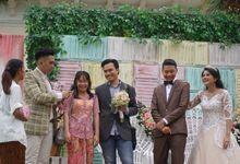 MC WEDDING BRIAN & NESYA by Aldo Adela MC & Magician