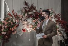 Wedding of FENDY & SANNY by Aldo Adela MC & Magician