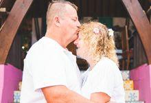 Renewal Vows Wedding Lauren & Niel by zehava villas photography