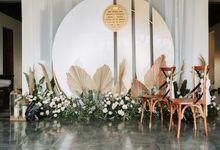 Dwuik & Yola Teapai by White Roses Planner