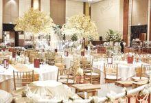 Ritz Carlton Pacific Place, 3 Aug '19 by Pisilia Wedding Decoration