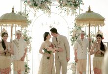 Yulianto & Olivia Wedding Decoration by SweetBella by KAMAYA BALI