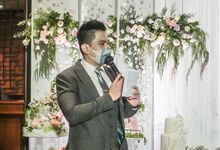 Engagement of IMELDA & TOMMY by Aldo Adela MC & Magician