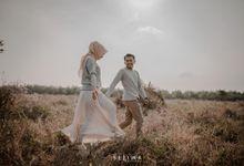Ervindra & Putri by Whitehand