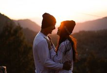 Melinda & Marcell - Bromo Mountain by ELNATH