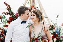 Bohemian Style Wedding by Nava & LightCUBE Wedding