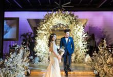 The Wedding of Sastra & Stephanie by Creatopics