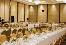 Julius & Mieke Wedding At Swissbell Intermark by Fiori.Co