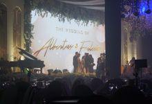 Albertus - Felecia Wedding Animation Video by Green pasta studio