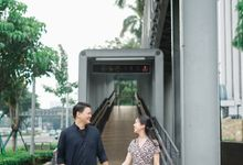 Couple Session of  Kevin & Oine by Ariel Photography