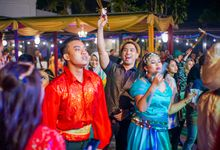 Street magic NEW YEAR EVENT at EL HOTEL BATU MALANG by Aldo Adela MC & Magician