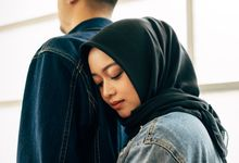 Nisa & Fairuz Prewedding by Monokkrom