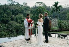 Wedding in Ubud Bali by Mariyasa