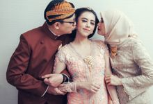 Siraman Tania & Andro at Kediaman CPW by GoFotoVideo