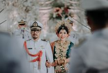 Ayu & Kukok Wedding by Get Her Ring