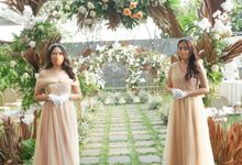 Vinsen & Olvy - 28 August 2021 by Amore Wedding Usher