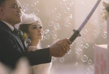 Wedding Chandra & Thalia by Cheers Photography