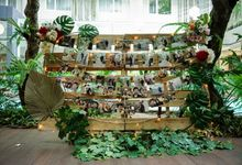 The wedding of N & C by GLORIOSA DECORATION