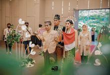 WEDDING ABIZAR & DELLA by Triangle Wedding