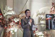 Wedding of DAVID & MICHICO by Aldo Adela MC & Magician