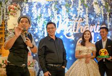 Sweet 17th Bday of NATHANIA by Aldo Adela MC & Magician