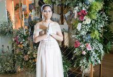 Caleb & Eirene - 4 September 2021 by Amore Wedding Usher