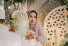 Intimate Wedding Riski & Indra by Peh Potret