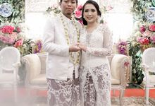 The Wedding Of Yulia & Agus by Hiasan Hati Wedding Planner & Organizer