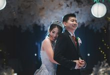 Resepsi Pernikahan Linny & Tony at Putri Duyung by: Gofotovideo by GoFotoVideo