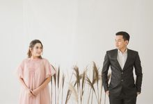 Preweddingof Fahmi & Suci - Studio by Écru Pictures