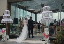 Matthew & Rebecca Wedding by Four Points by Sheraton Bali, Ungasan