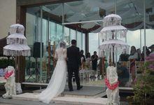 Matthew & Rebecca Wedding by Ungasan Bay View Hotel & Convention Bali