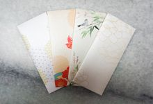 Customize Money Envelope by Bubble Cards