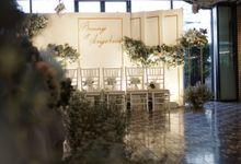 Benny & Angelica Wedding At Ninety Nine by Fiori.Co