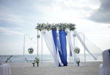 Wedding by ASTON SUNSET BEACH RESORT GILI TRAWANGAN