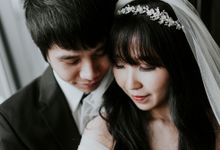 JONATHAN & EUNBI - WEDDING DAY by Winworks