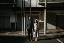 Prewedding Sarah & Rizki by Alexo Pictures