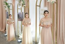 Magha & July - 19 September 2021 by Amore Wedding Usher