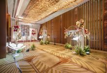 THE WEDDING OF D & M by GLORIOSA DECORATION
