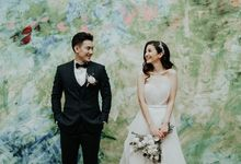 The Wedding of Budi & Rachel by Memoira Studio