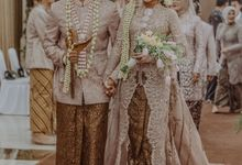 Wedding of Ivo & Ijal by Minity Catering